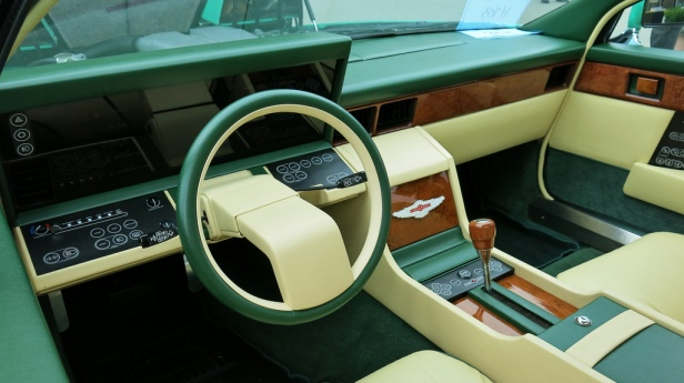 lagonda green dash
